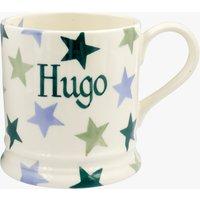 Personalised Winter Star 1 Pint Mug