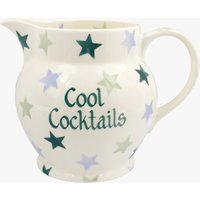 Personalised Winter Star 3 Pint Jug