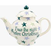 Personalised Winter Star 4 Mug Teapot
