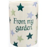 Personalised Winter Star Medium Vase