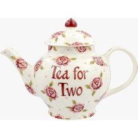 Personalised Tiny Scattered Rose 2 Mug Teapot