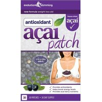 Acai Berry Patch with Green Tea - 30 Patches