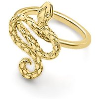 Kew Serpent Yellow Gold Ring - UK L - US 5 1/2 - EU 51 3/4
