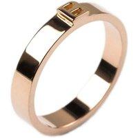 14kt Rose Gold Thin Character Ring - UK O - US 7 - EU 55 1/4