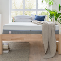 DUO King Size Mattress