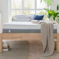 Duo double mattress
