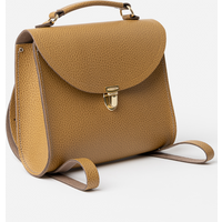 The Cambridge Satchel Co. Womens Brown Leather Backpack
