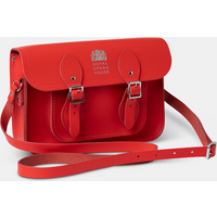 Cambridge Satchel The Royal Opera House 11 Inch Satchel - ROH Red