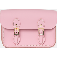 Cambridge Satchel The Little One in Leather - Rambling Rose Matte