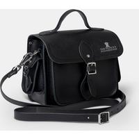 The Cambridge Satchel Co. Womens Black Leather Bag