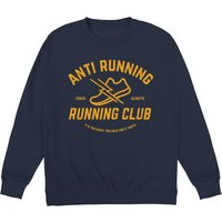 Anti Running Running Club Sweatshirt - Sport Gifts