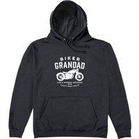 Biker Grandad Hoodie - Grandad Gifts