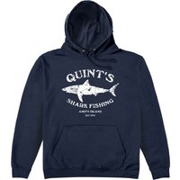 Inspired By Jaws - Quint's Shark Fishing Hoodie - Fishing Gifts