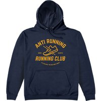 Anti Running Running Club Hoodie - Running Gifts