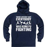Kung Fu Fighting Hoodie - Fighting Gifts
