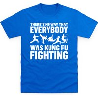 Kung Fu Fighting Kid's T Shirt - Fighting Gifts
