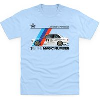 Jon Forde 3 Is The Magic Number Kid's T Shirt - Shirt Gifts