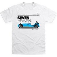 Jon Forde Seven Heaven Kid's T Shirt - Shot Dead In The Head Gifts