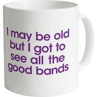 Good Bands Mug - Bands Gifts