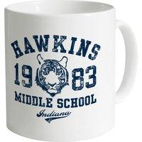 Inspired By Stranger Things - Hawkins Middle School Mug - School Gifts