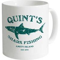 Inspired By Jaws - Quint's Shark Fishing Mug - Fishing Gifts