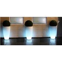 Skyline LED Curved Planter
