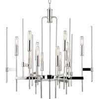 Hudson Valley Lighting Bari Brass 12 Light Chandelier