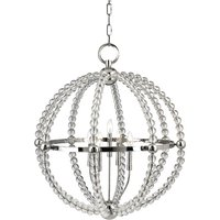 Hudson Valley Lighting Danville Brass 5 Light Chandelier