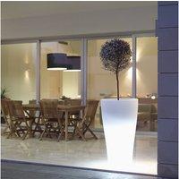 Skyline LED Cone Planter / Large
