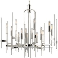 Hudson Valley Lighting Bari Brass 16 Light Chandelier