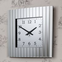 Gallery Direct Metropolis Wall Clock