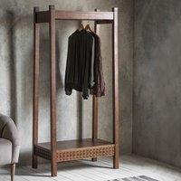 Gallery Direct Boho Retreat Open Wardrobe