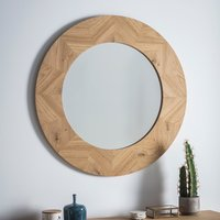 Gallery Direct Milano Round Mirror