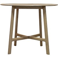 Gallery Direct Madrid Round Dining Table
