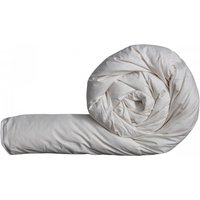 Gallery Direct Simply Sleep White Goose Feather and Down Duvet / White / Single