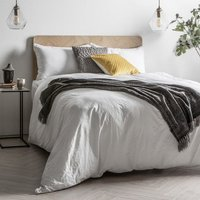 Gallery Direct Linen Blend Duvet Set Double