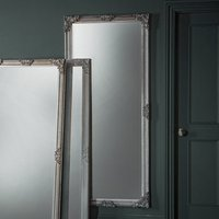 Gallery Direct Fiennes Leaner Mirror Silver