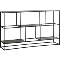 Gallery Direct Hadston Sideboard Antique Silver
