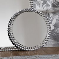 Gallery Direct Fallon Round Mirror Small