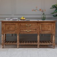 Gallery Direct Chigwell 2 Drawer 2 Door Sideboard