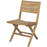Cane-line Flip Folding Teak Outdoor Chair