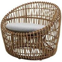 CANE-LINE Nest Outdoor Round Chair