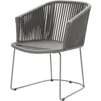 Cane-line Moments Grey Outdoor Armchair
