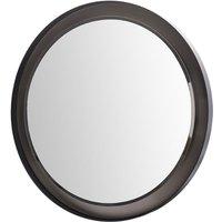 RV Astley Daglan Black And Silver Wall Mirror   Outlet