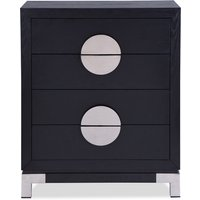 'Liang & Eimil Otium Chest Of Drawers Black Ash