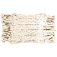 Zuiver Fringe Pillow Natural