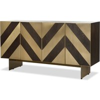 Liang and Eimil Unma Sideboard Dark Brown