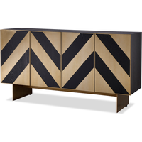 Liang and Eimil Unma Sideboard Black Ash