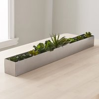 Native Home Long Centerpiece Table Plant Holder