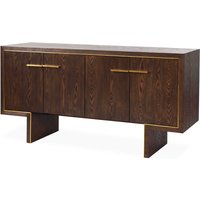 Liang and Eimil Tigur Sideboard Dark Brown Ash